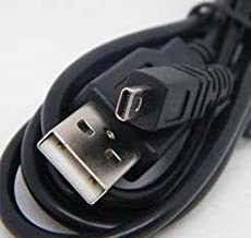 UC-E6 UCE6 USB Cable Cord for Nikon Coolpix 2100, 2200, 3100, 3200, 3700, 4100, 4200, 4600, 4800, 5100, 5200, 5600, 5900, 7600, 7900, 8400, 8800, D5000, L1, L2, L3, L4, L5, L6, L10, L11, L12, L14, L15, L16, L18, L19, L20, L26, L810 Digital Camera - 5 Feet black – Bargains Depot®