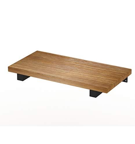 WWZWJ Zwevende plank Wandplank Massief Hout Wandmontage Keuken Plank Opslag Rek Wanddecoratie Plaat Dikte 2/3cm