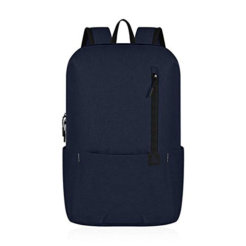 ZhiTianGroup 10L Ultralight Outdoor Bag Camping Climbing Travel Hiking Backpacks Cycling School Fitness Sports Shoulder Bag (Color : Blue, Size : A)