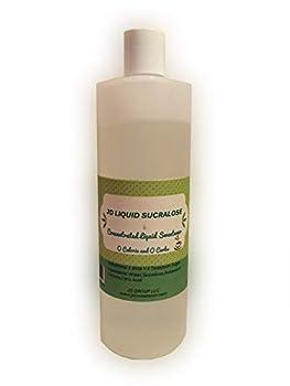 JD Liquid Sucralose 16 fl oz 25% Concentrated Liquid Sweetener