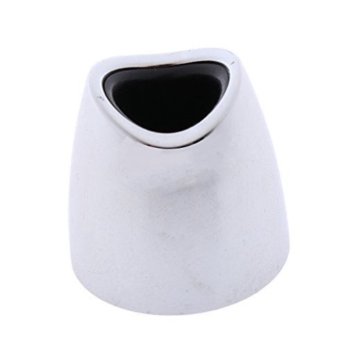 Fenteer Bol Tasse de Savon en Zinc Pour Hommes Base de Double Rasoir de Sécurité