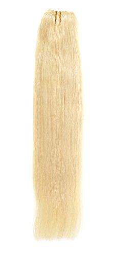 Euro soyeux tissage | Extensions de cheveux humains | 45,7 cm | couleur 613 Blond Starlight®