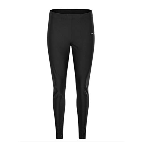 Urisgo - Traje de sauna para mujer - Traje de sauna para yoga - Vestido de sauna para fitness - Antiarañazos - Piel más firme y una silueta refinada - Pantalones Slim Fitness