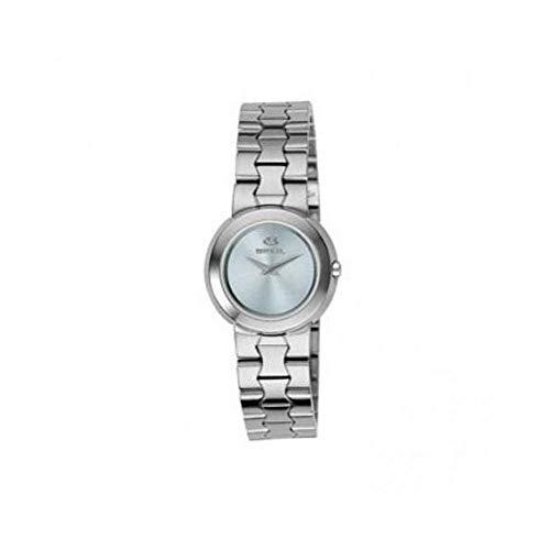 Breil 2519280843 - Reloj, Correa de Acero Inoxidable Color Gris