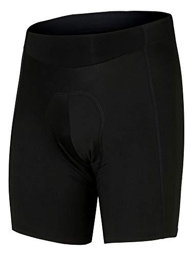 Ziener Naissa X-Gel Vélo de Cyclisme Pantalon de Cyclisme Respirant pour Femme Séchage Rapide M Noir