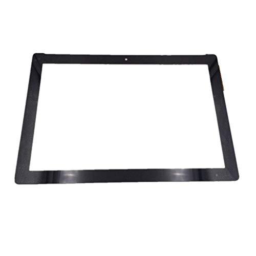 Kit de repuesto de pantalla para Asus Z300 ZenPad 10 Z300C Z300CG pantalla táctil digitalizador panel sensor Repartment Kit de reparación (Color Negro: