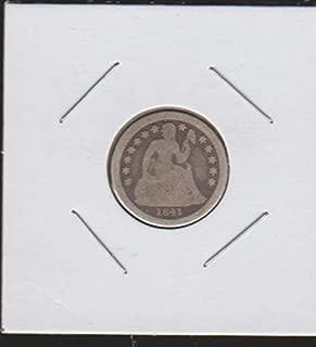 1841 O Liberty Seated (1837-1891) Dime Good -