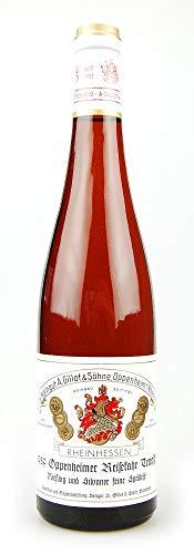 Wein 1959 Oppenheimer Reisekahr Spätlese Terrasse