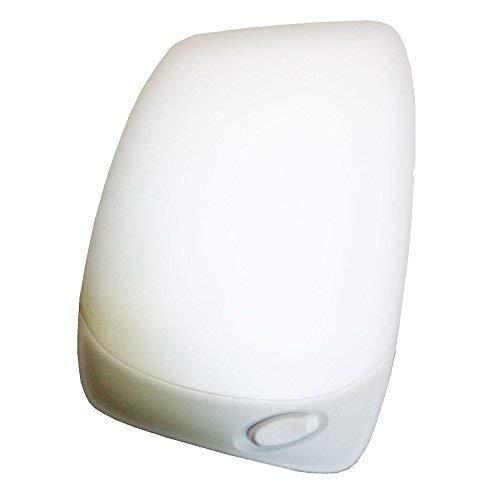Redstone Lámpara de Luminoterapia 10000 Lux - Certificado Médico y Probado en el Tratamiento para Depresión de Invierno - 12 Meses de Garantía