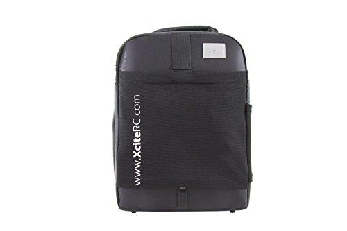 XciteRC 17000002: Transporte Mochila para dji Phantom   3  Visión y  Negro