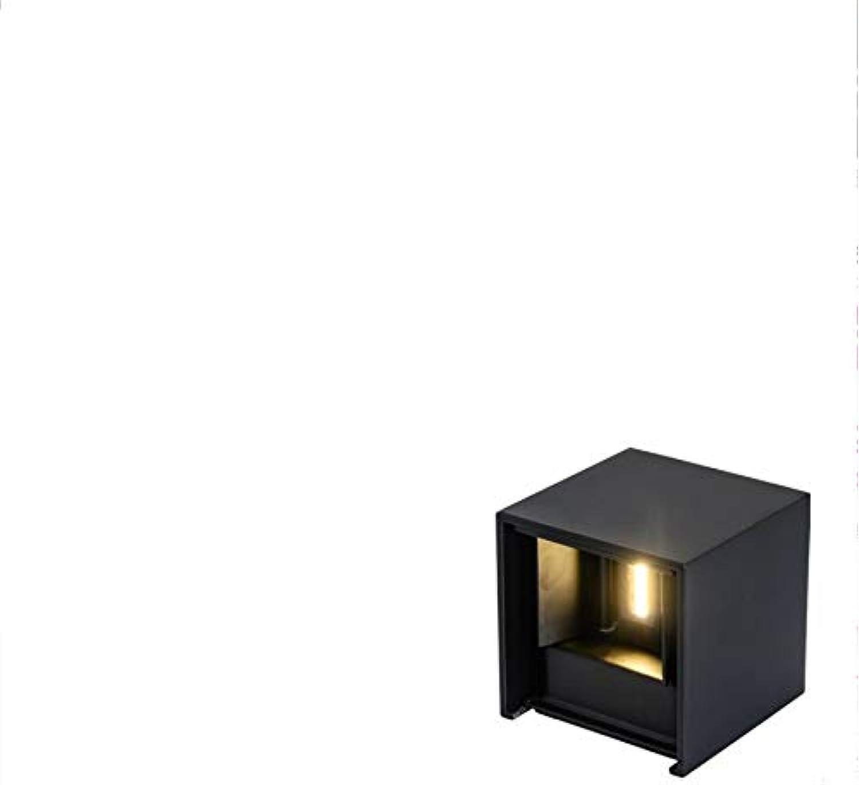 Led Wandleuchtewandlampe Führte Moderne Minimalistische Wohnzimmerschlafsaalschlafzimmernachtwandwandlampe Der Kreativen Persnlichkeit Treppenflurgangganglichter