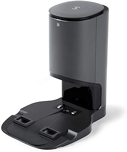 Ecovacs CH1918 - Stazione di aspirazione automatica, Per lo svuotamento automatico del vostro DEEBOT T8, T8 AIVI, Incl. 2 sacchetti per la polvere