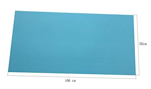 10-200m² Trittschalldämmung Dämung 5mm XPS Grean Boden für Laminat (50m²)