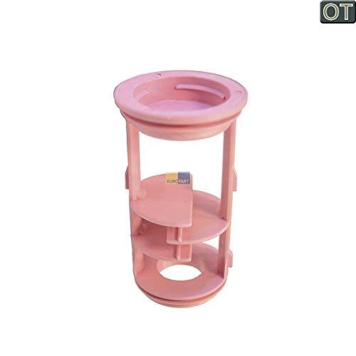 Filter Flusensieb Sieb Einsatz Waschmaschine Electrolux AEG 132136811