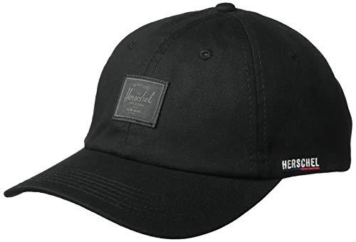 Herschel Gorras Mosby Curve Black Adjustable