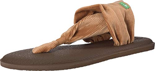 Sanuk Women's Yoga Sling 2 Corduroy Sandal