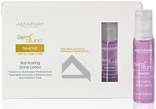 Alfaparf Semi Di Lino New Illuminating Shine Lotion, 0.43 Fl Oz