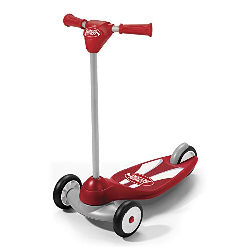 Radio Flyer - Patinete, Color Rojo (534A)