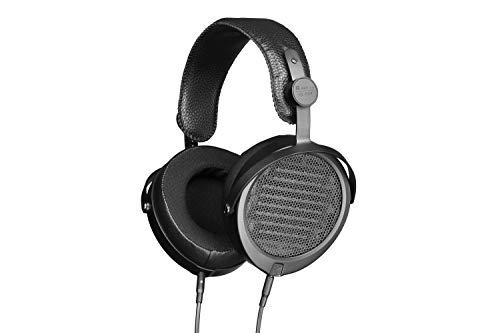 DROP + HIFIMAN HE5XX Planar Magnetic Over-Ear Open-Back Headphones, Black