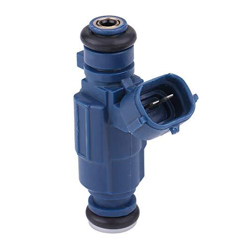 KIMISS Durable Inyector de combustible del coche para i20 i30 Kia Cee'D 1.4 (Azul oscuro)