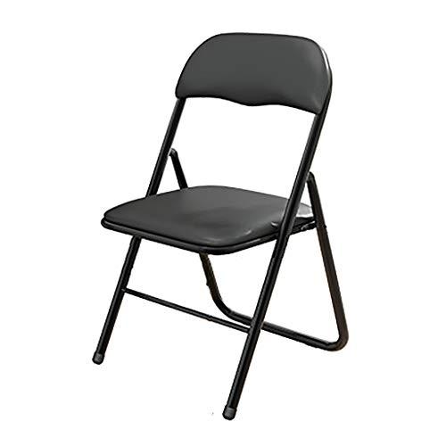 ZSH Esszimmerstühle, Folding-Computerstühle, Kohlenstoffstahlbeine Und PU-Gepolsterte Sitze, Home-Bürostühle, Sitze Der Konferenz