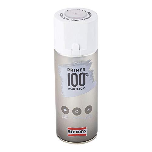 Arexons 3441 - Primer 100% Acrilico Fondo Aggrappante per Plastica, 400 ml