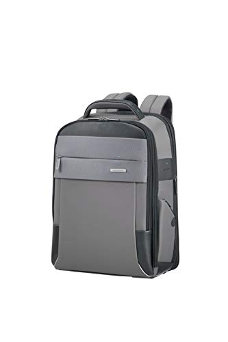 Samsonite Laptop Backpack 15.6' Exp (Grey/Black) -Spectrolite 2.0  Zaino Casual, 0 cm, Grigio