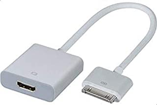 Attractive dock connector to HDMI adapter for iphone-ipad-ipod