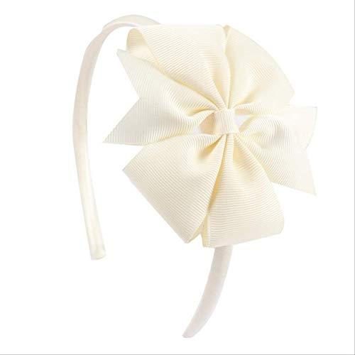 Accessoires de cheveux XSHIYQ 4 '' arc bandeau pour les filles bandeaux de ruban solide à la main avec des cerceaux de satin chapeaux 4 pouces 22