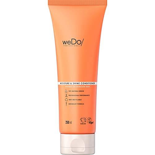 weDo/Professional Moisture & Shine Conditioner für normales bis strapaziertes Haar, 250 ml