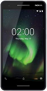 Nokia 2.1 Dual SIM - A-1080 5.5 Inch - 8GB, 1GB RAM, 4G LTE, Blue/Silver