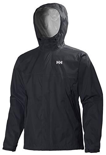 Helly Hansen Men's Loke Waterproof Windproof Breathable Rain Jacket, 994 Graphite Blue, XXXX-Large
