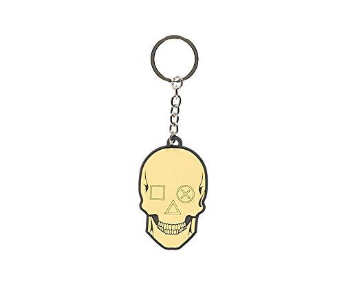 PlayStation - Skull - Sleutelhanger | Officiële merchandise