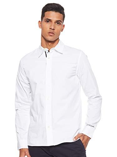 Calvin Klein Jeans J30J313122 Monogram Tape - Camisa para Hombre