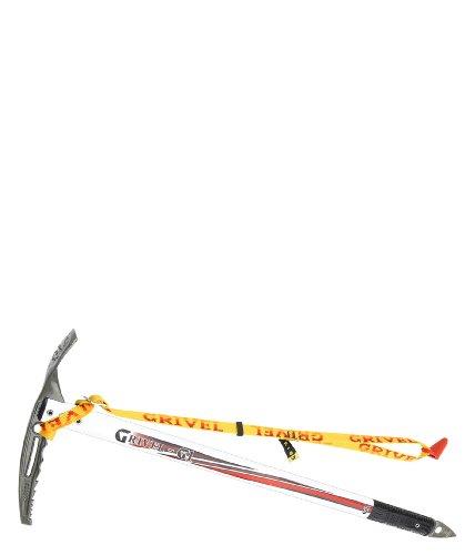 Grivel Eispickel–G1Plus C/SL, White/RED, Gr. 58cm