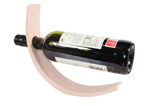 TATTOPANI Accessoires pour Le vin - Haute qualité et Un Porte-Bouteille de vin respectueux de l'environnement - Crème de Pêche