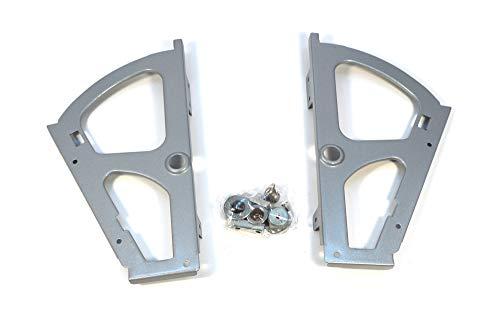 Armario zapatero con mecanismo de cierre para cajones