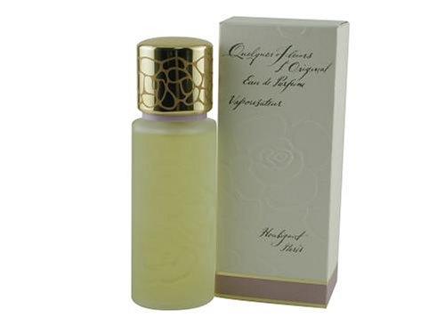 QUELQUES FLEURS by Houbigant Eau De Parfum Spray 3.4 oz / 100 ml (Women)