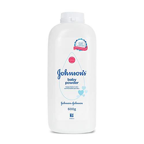 Johnson's Baby Powder, 600g
