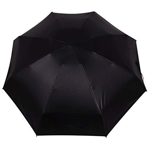 Avalita Conveniente para llevar el sol y la lluvia, pequeño sol lluvia paraguas cinco paraguas plegable lindo anti UV paraguas niños playa sombrilla a prueba de viento paraguas