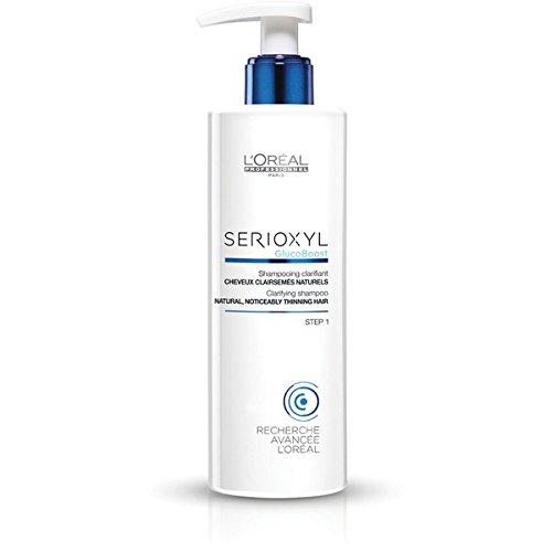 L'Oreal Professionnel Serioxyl Shampoo Für Natürliche Schütteres Haar (250Ml)