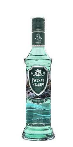 Russischer Vodka Squadra Russa Schiff 0,7l 40% vol.