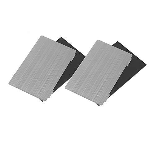 XIAOFANG Piastre Flessibili in Resina 135x80mm / 135x75mm Piastra di Build Flessibile Magnetica Adatto per Photon/s/Mono SE/eledoo Mars/C/PRO