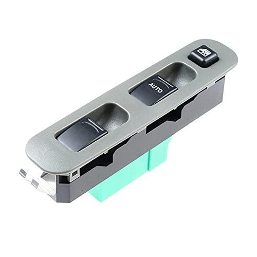 SHENG Nuevo 37990-81A20 Auto Coche Repuestos Reemplazo Electric Master Controller Interruptores Power Window Switch Fit para Suzuki Jimny (Color : Gray)