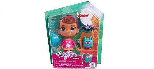 Vampirina - Basic Poppy Puppe, Mehrfarbig (Bandai 78107)