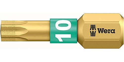 Embout T10 L.25mm 867/1TX BDC rev.diamant WERA