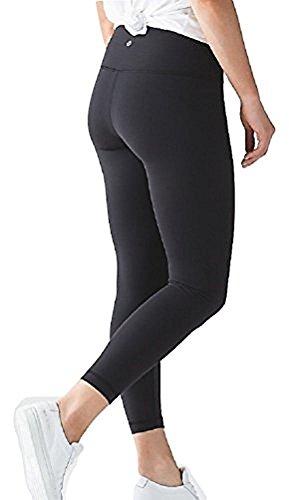 Lululemon High Times Pant Full On Luon 7/8 Yoga...