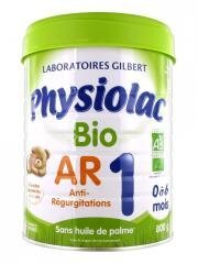 Physiolac Organic Anti-Regurgitation 1 from 0 to 6 Months 800g by Physiolac