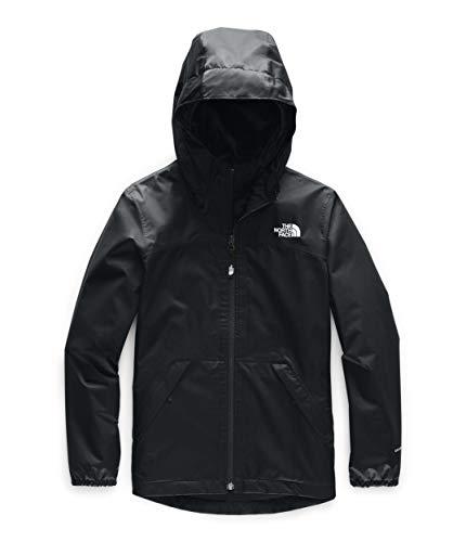 The North Face Warm Storm Jacket Chaqueta para Niñas, Color TNF Black, L