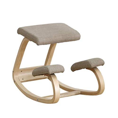 YAMMY Silla ergonómica con Elegante Silla de Oficina ergonómica para modelar el Cuerpo y aliviar...